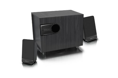 SPEEDLINK Libitone speaker set 2.0 channels 6 W Black