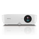 Benq TW535 videoproyector 3600 lúmenes ANSI DLP WXGA (1280x800) 3D Proyector para escritorio Blanco