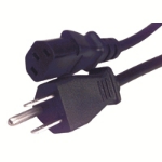 Cisco Power Cord/AC US power cable 3 m