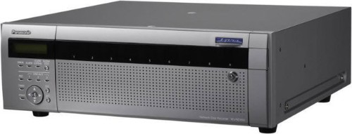 Panasonic WJ-ND400 Grey network video recorder