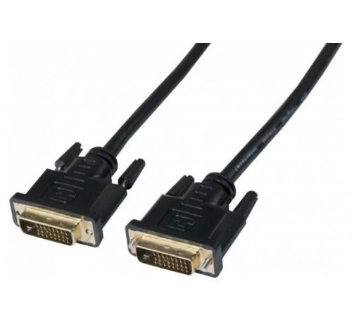 Hypertec 127597-HY DVI cable 20 m DVI-D Black