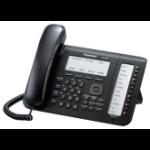 Panasonic KX-NT556 IP phone Black Wired handset LCD