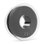 bq PLA filament 1.75mm Polylactic acid (PLA) Black 300g F000115