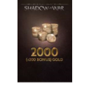 Microsoft Middle-Earth: Shadow of War 2000 (+200 Bonus) Gold