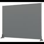 Nobo 1915500 magnetic board Grey