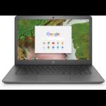 """HP Chromebook 14-ca004na White 35.6 cm (14"""") 1366 x 768 pixels 1.10 GHz Intel® Celeron® N3350"""