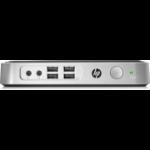 HP t310 G2 Zero TERA2321 600g Silver