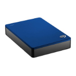 Seagate Backup Plus Portable 4TB external hard drive 4000 GB Blue
