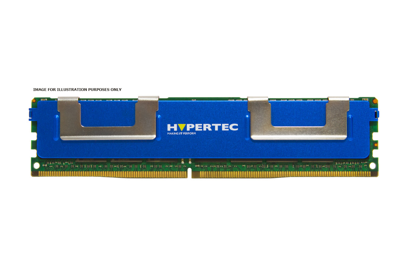 Hypertec 8GB Registered Low Voltage DIMM (PC3-12800R Dual Rank)