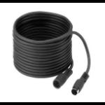 "Bosch LBB 4116/10 signal cable 393.7"" (10 m) Grey"