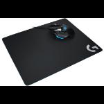 Logitech G G240 Cloth Gaming Mouse Pad Black