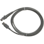 Datalogic Data Transfer Cable 2m USB A Male Male Grey USB cable