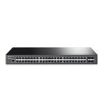 TP-LINK JetStream 48-Port Gigabit L2 Managed Switch with 4 SFP Slots