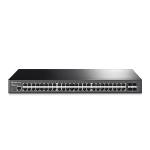 TP-LINK TL-SG3452 network switch Managed L2 Gigabit Ethernet (10/100/1000) Black