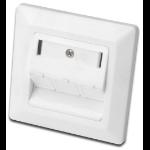 ASSMANN Electronic DN-93821 RJ-45 Wit wandcontactdoos