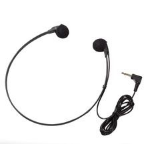 Olympus Headset E-99 Binaural Black headset