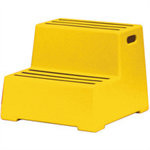 FSMISC PLASTIC SAFETY 2 STEP YELLOW 325097097