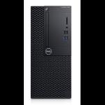 DELL OptiPlex 3060 3.6 GHz 8th gen Intel® Core™ i3 i3-8100 Black Mini Tower PC