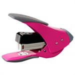 Rexel Easy Touch Low Force Quarter Strip Stapler Pink