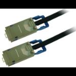 Cisco CAB-STK-E-3M= netwerkkabel Zwart