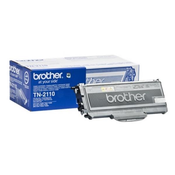 Brother TN-2110 Toner black, 1.5K pages