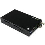 StarTech.com Gigabit Ethernet koper naar glasvezel media converter SM LC 20 km