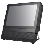 """Shuttle POS P200 All-in-one 1.8GHz 3865U 11.6"""" 1366 x 768pixels Touchscreen Black POS terminal"""