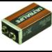 Duracell Ultralife 9V 1200mAh PP3