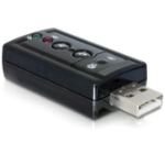DeLOCK 61961 2.0channels USB audio card
