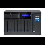 QNAP TVS-1282T3 i5-7500 Ethernet LAN Tower Black NAS