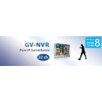 Geovision GV‐NVR, 4 CAM