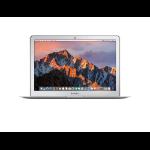"""Apple MacBook Air Silver Notebook 33.8 cm (13.3"""") 1440 x 900 pixels 5th gen Intel® Core™ i7 8 GB LPDDR3-SDRAM 128 GB SSD"""
