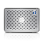 G-Technology G-RAID Thunderbolt 3 Disk Array 8 TB Silber