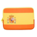 "Urban Factory FLG09UF maletines para portátil 30,7 cm (12.1"") Funda Multicolor"