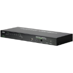 Aten CS1708I Black KVM switch