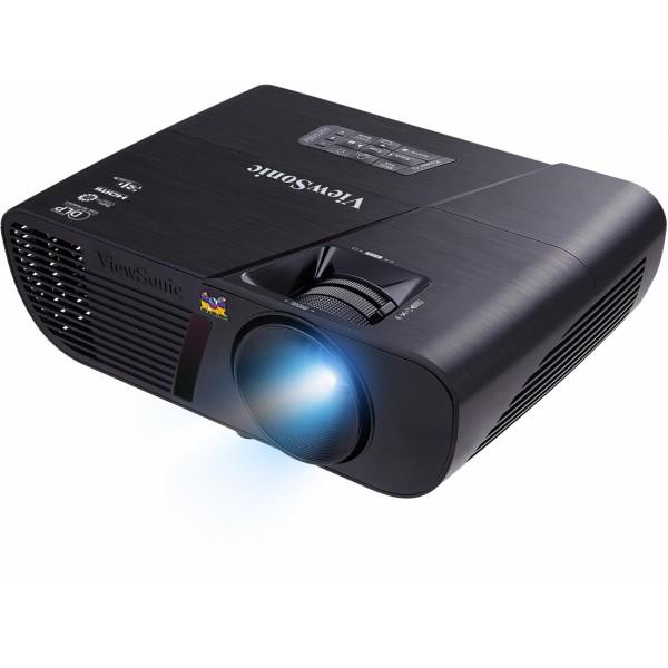 Viewsonic PJD5255 Desktop projector 3200ANSI lumens DLP XGA (1024x768) 3D Black data projector