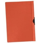 Q-CONNECT KF00461 folder A4 PVC Red