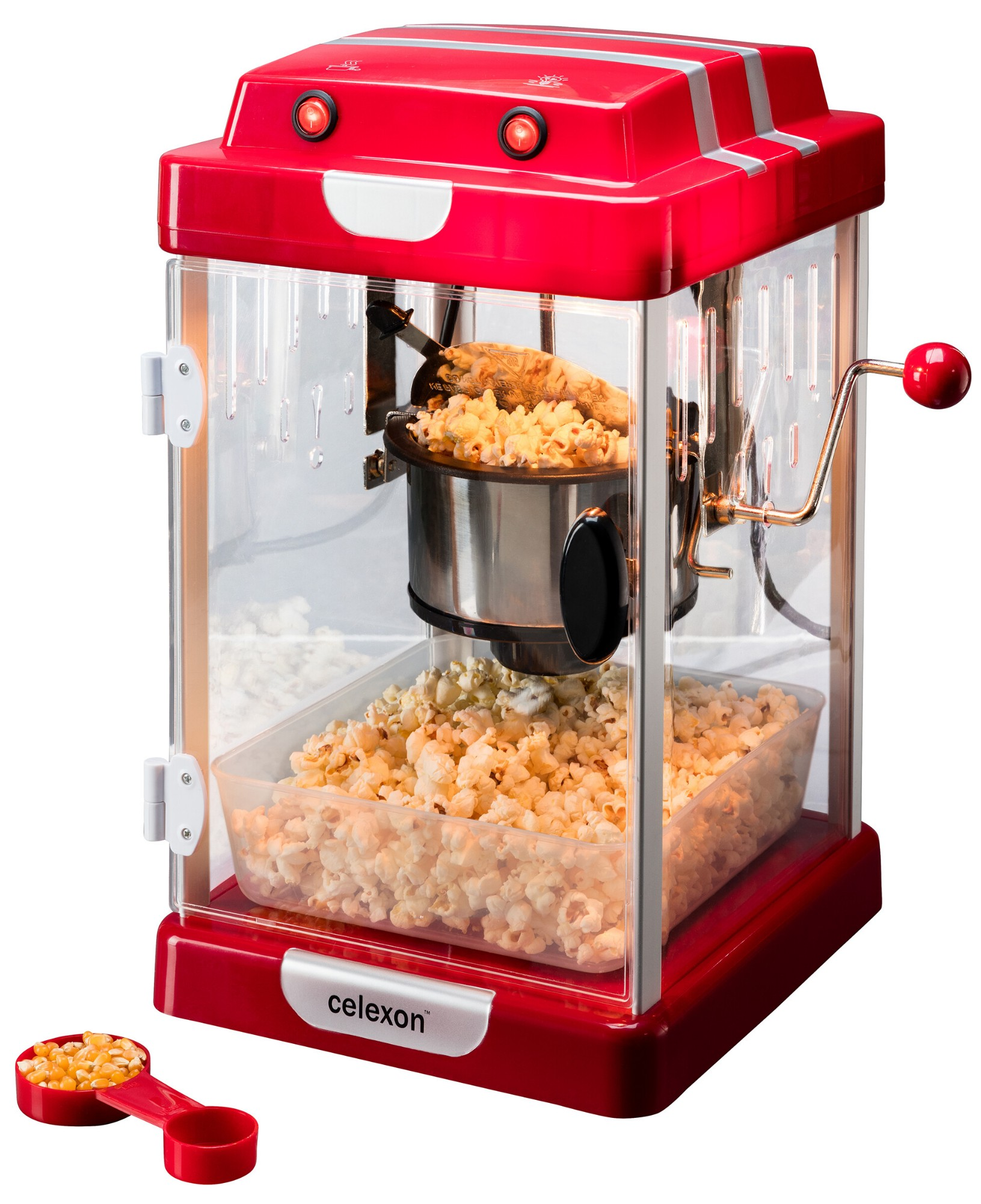 Celexon CinePop CP1000 popcorn machine