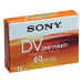 Sony DVM60PR blank video tape