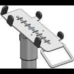 Ergonomic Solutions SpacePole VER171-DM-02 holder Terminal Black Active holder