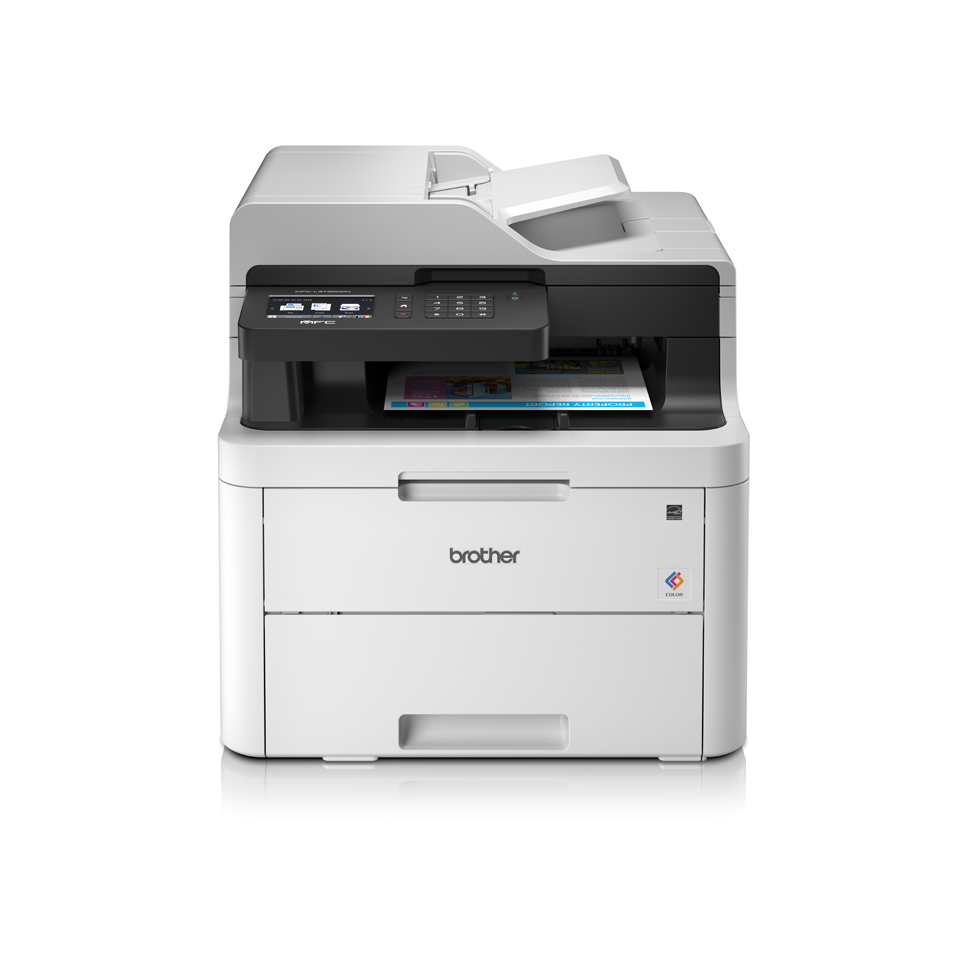 Mfc-l3730cdn  - Colour Multi Function Printer - LED - A4 - USB / Ethernet