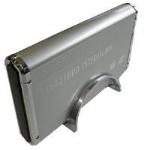 "Dynamode USB-HD-3.5SI-1-A storage drive enclosure 3.5"" Silver"