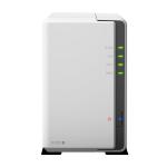Synology DiskStation DS220J NAS Compact Ethernet LAN White RTD1296