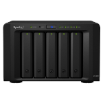 Synology DS1515+ NAS Desktop Ethernet LAN Black