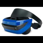 Acer AH100 Dedicated head mounted display 350g Black, Blue