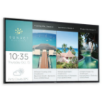 "Sony FW-49X8370C Digital signage flat panel 48.5"" LED 4K Ultra HD Wi-Fi Black signage display"