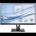 Philips B Line 242B1V/00 LED display 60,5 cm (23.8 Zoll) 1920 x 1080 Pixel Full HD Schwarz