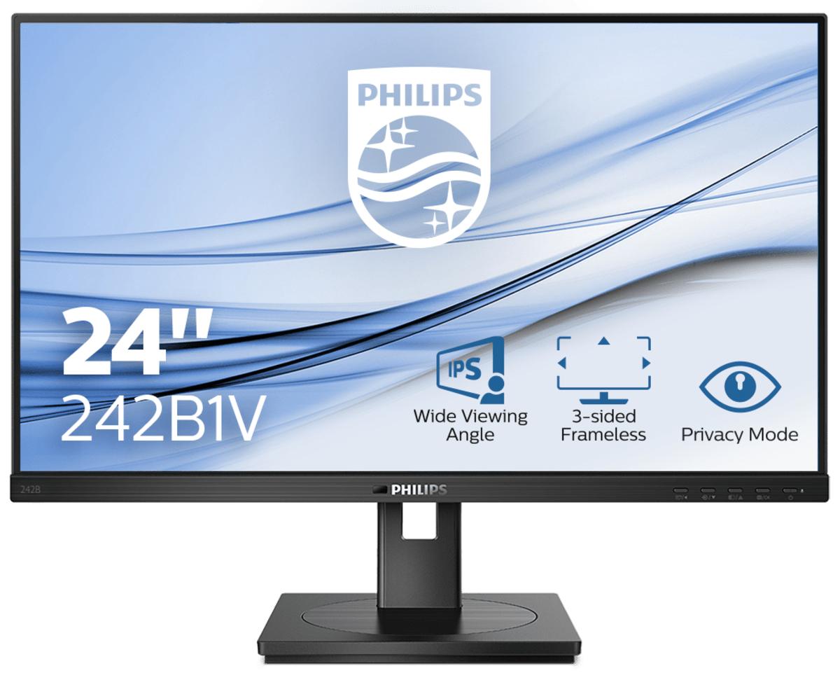 Philips B Line 242B1V/00 LED display 60.5 cm (23.8