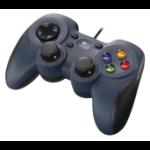 Logitech G F310 Gamepad PC Digital Negro, Azul, Multicolor