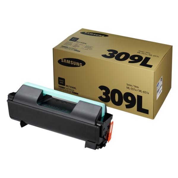 Samsung MLT-D309L/ELS (309L) Toner black, 30K pages @ 5% coverage